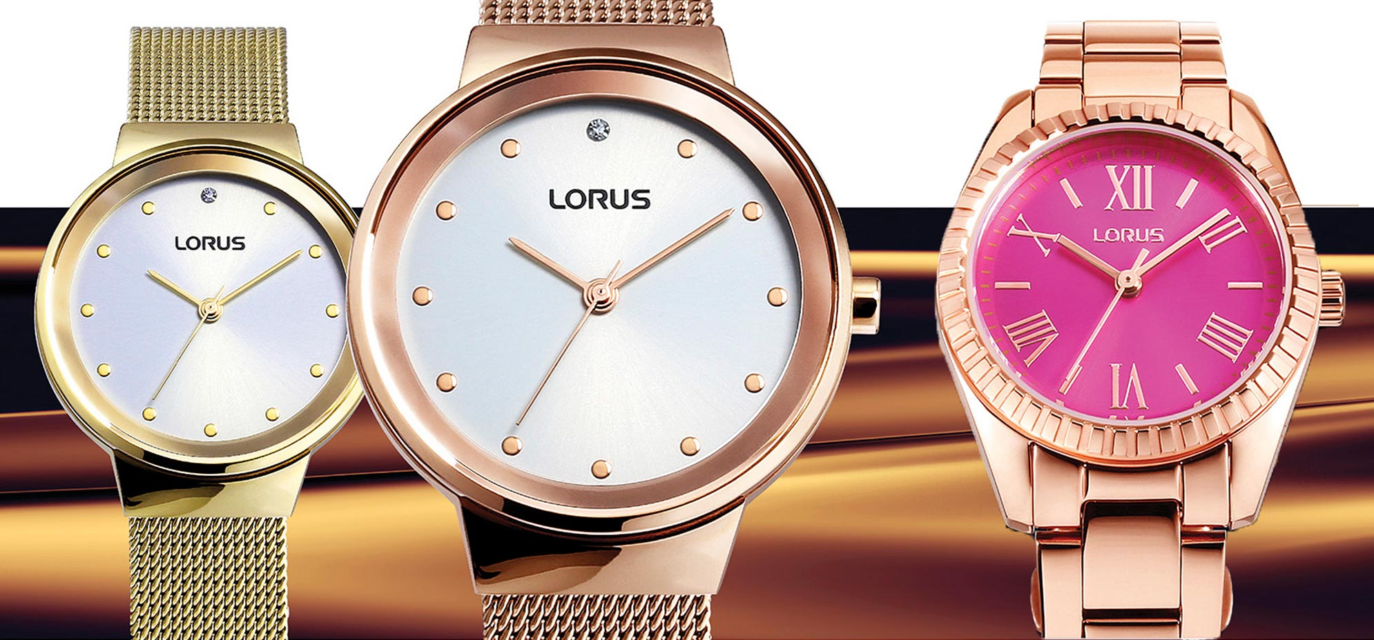 Lorus 2015 The Women's Collection
